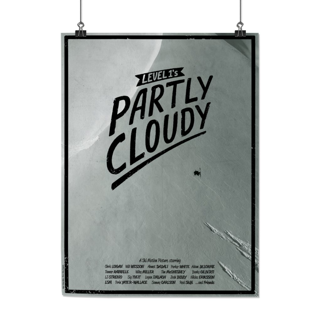 Level 1 Partly Cloudy Movie Poster