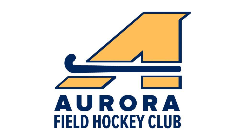 Aurora Field Hockey Club Alternate Logo AFHC
