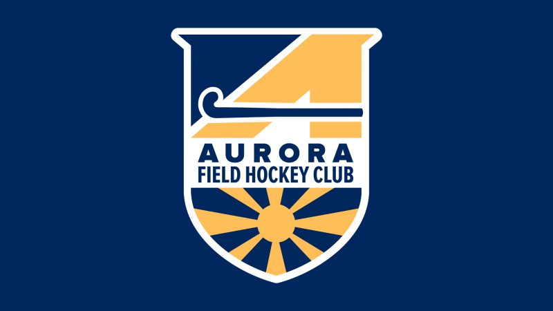 Aurora Field Hockey Club Logo