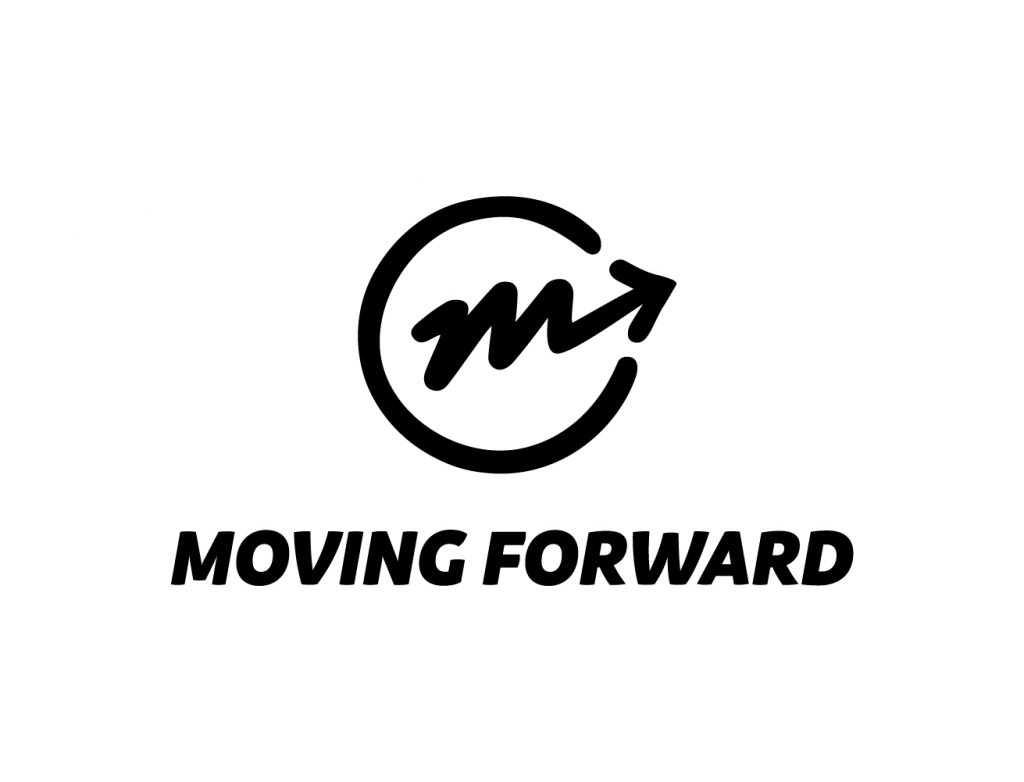 Moving Forward Master Logo