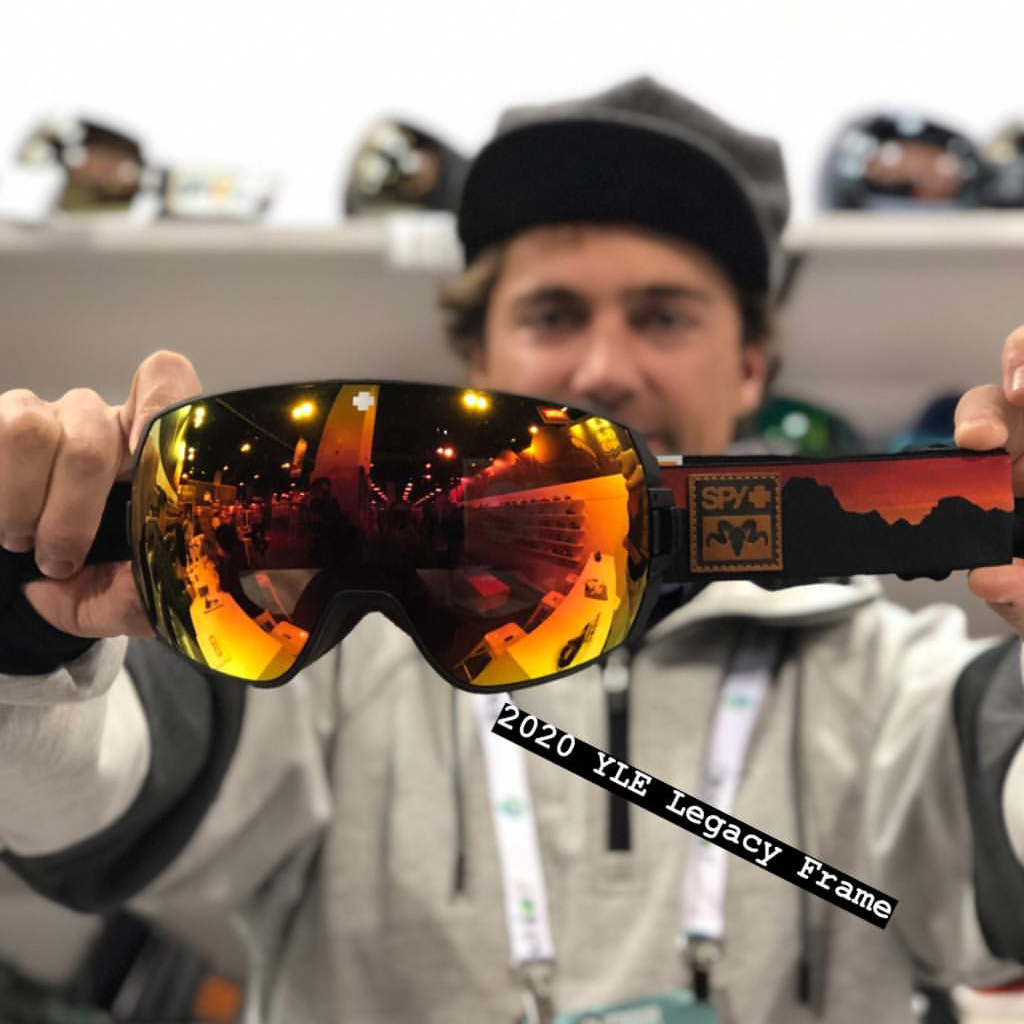 Wiley Miller 2020 YLE x SPY Legacy Goggle Frame