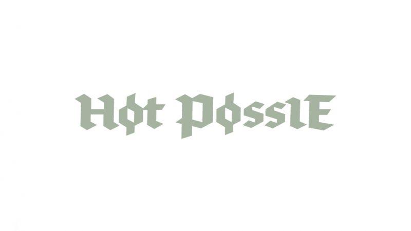 hot possie høt Pøssie Logo